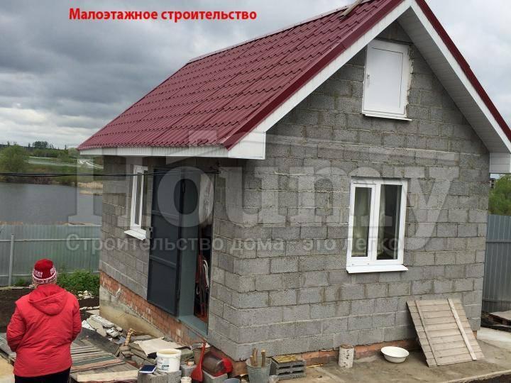 Как построить дом из керамзитобетонных блоков своими руками?