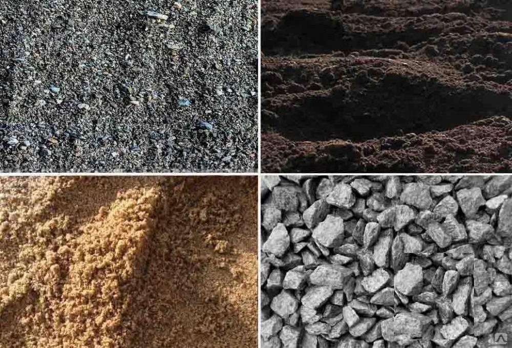 Песчано-гравийная смесь: плюсы и минусы
