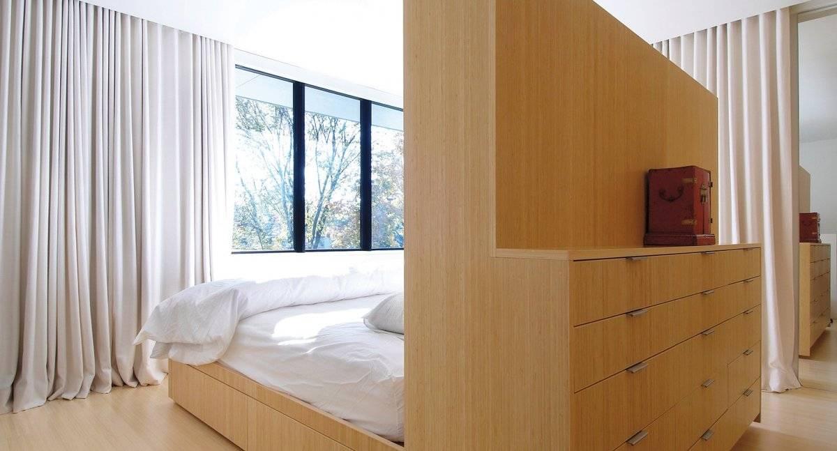 Варианты размещения кроватей в нишах и их функциональные возможности