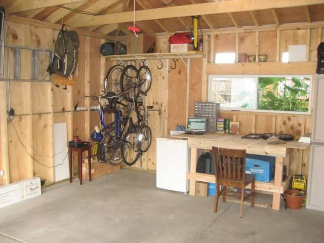 Строительство гаража своими руками - 95 фото и видео вариантов строительства гаража