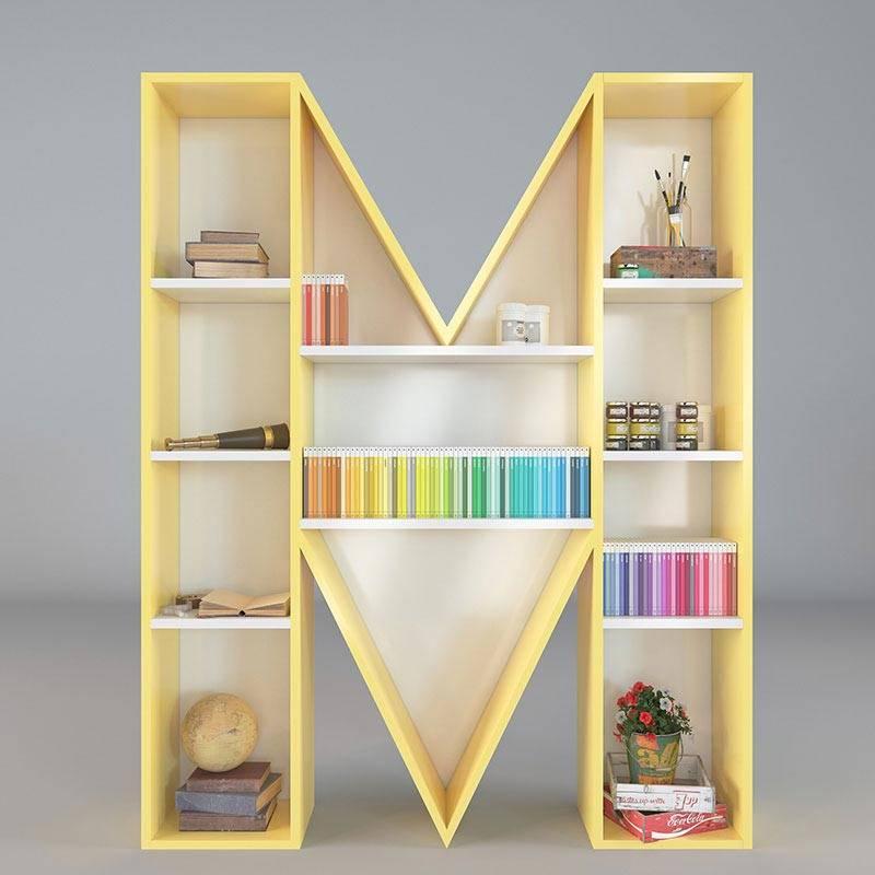 Книжный шкаф — особенности конструкций и применение в современном дизайне (85 фото-идей)