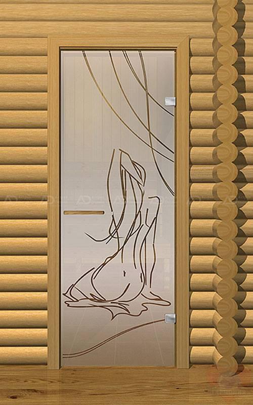 Двери с рисунком — идеи и варианты узоров