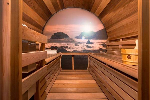 Интерьер в бане: идеи дизайна, планировка и современные стили оформления (21 фото)