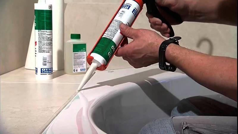 Чем очистить силиконовый герметик: застарелый герметик и эффективные способы как его отмыть быстро и просто (100 фото)