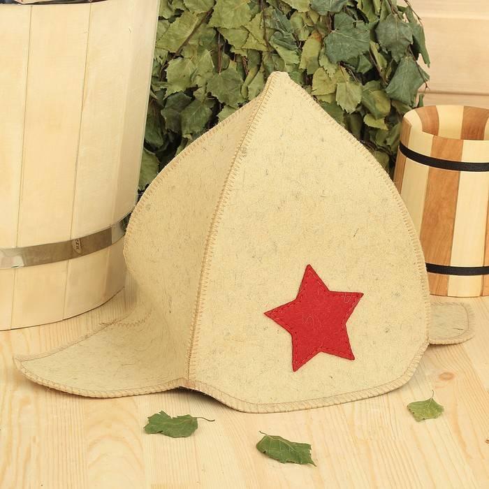Шапки для бани – прикольные, на подарок, как сделать своими руками валяную войлочную шапку, выкройки шитых