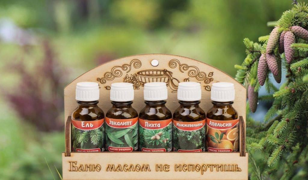 Эфирные масла для бани – применение, происхождение, правила использования