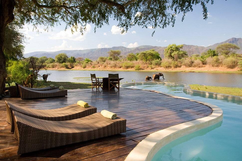 Топ-10 самых красивых природных бассейнов мира | вояжист