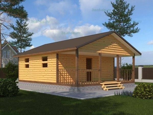 Дом 8 на 8 планировка: двухэтажный вариант, цены и готовые проекты