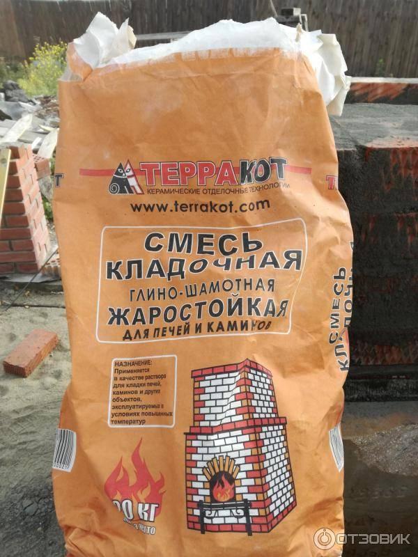Обмазка для печей и каминов «емеля»: свойства, применение, цены