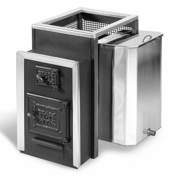 Из какого металла варить банную печь, выбор стали для печки в сауну