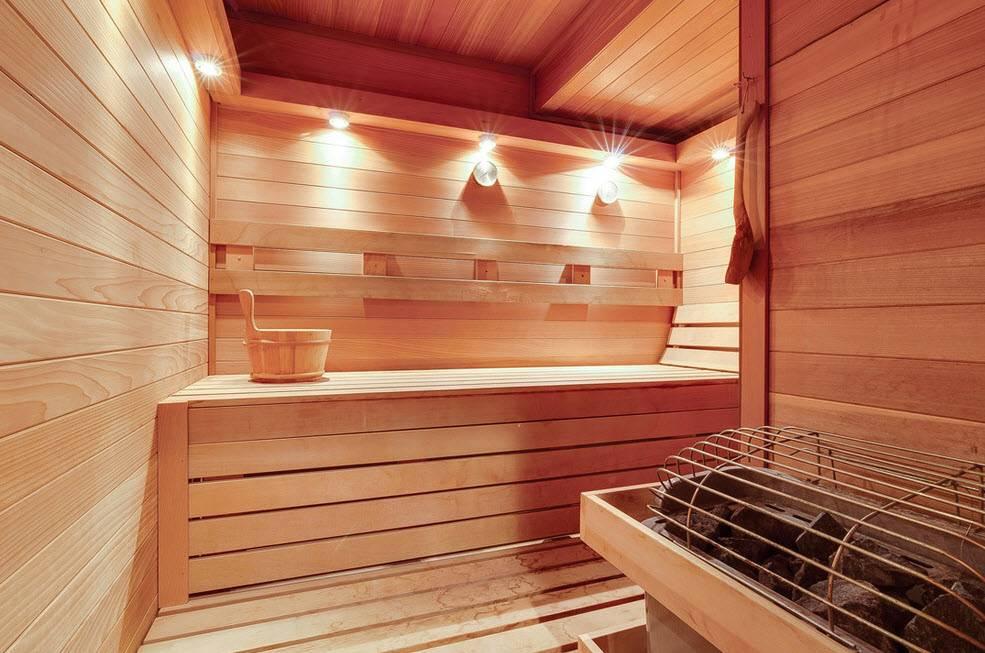 Как сделать внутреннюю отделку бани – пошаговая инструкция