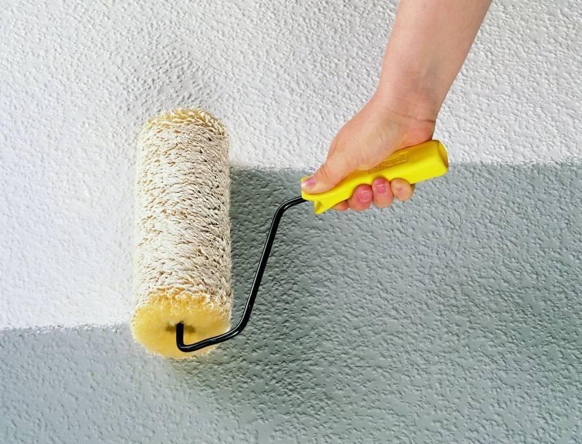 Как отмыть стены покрашенные водоэмульсионной краской