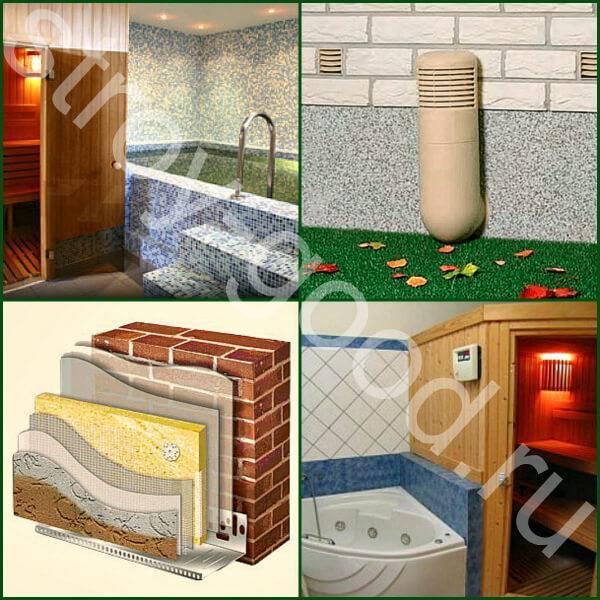 Баня и сауна в подвале или цоколе дома своими руками