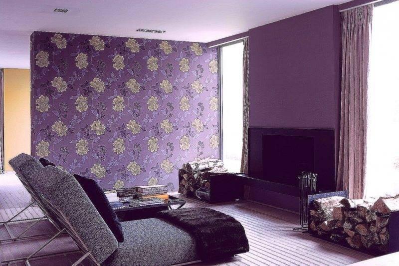 Как поклеить обои в зале красиво:  выбор текстуры, цвета, дизайна, способа поклейки обоев для стен