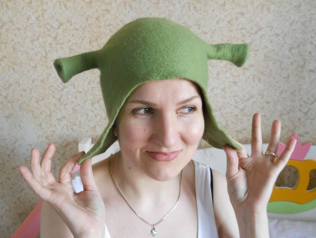 Как своими руками сшить шапку для бани?
