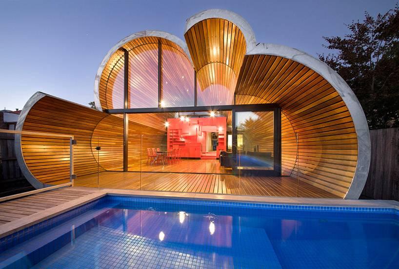 Интерьер бани и сауны: идеи дизайна (60 фото)