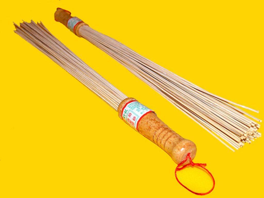 Бамбуковый веник для бани: выбираем экзотику!