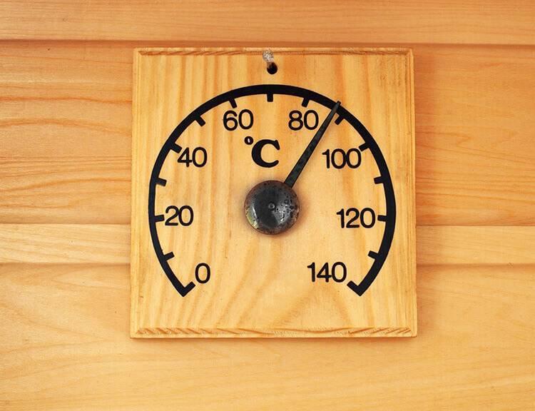 Температурные режимы бани