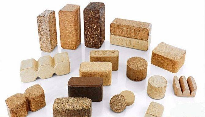 Топливо для камина: дрова, топливные брикеты и битопливо