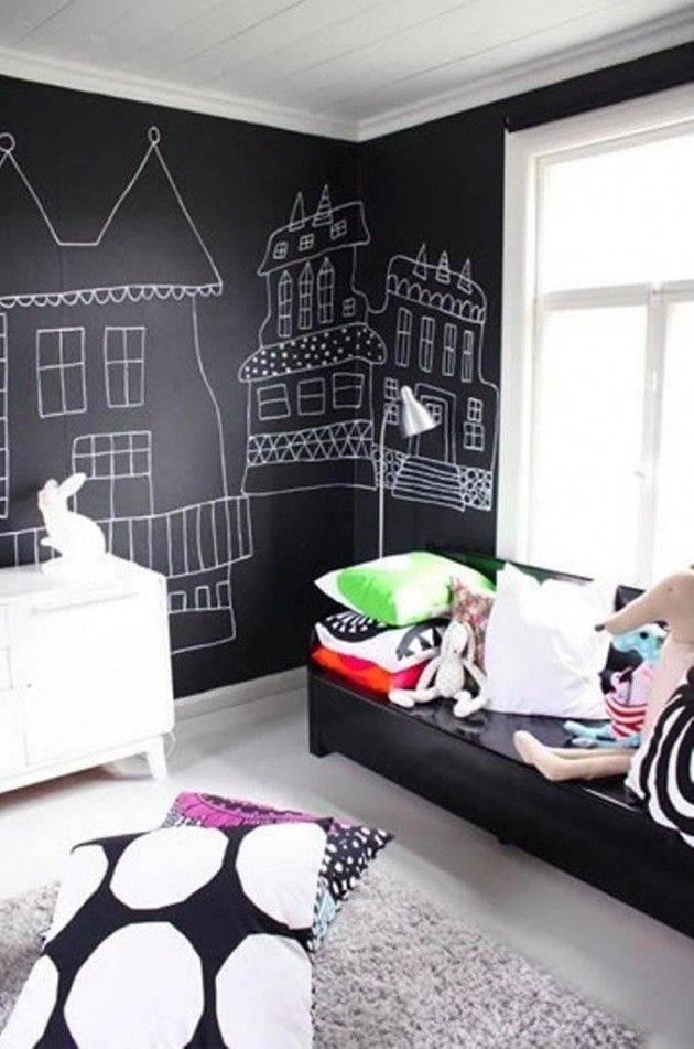 Как украсить детскую комнату своими руками: 12 свежих идей (50 фото + видео)