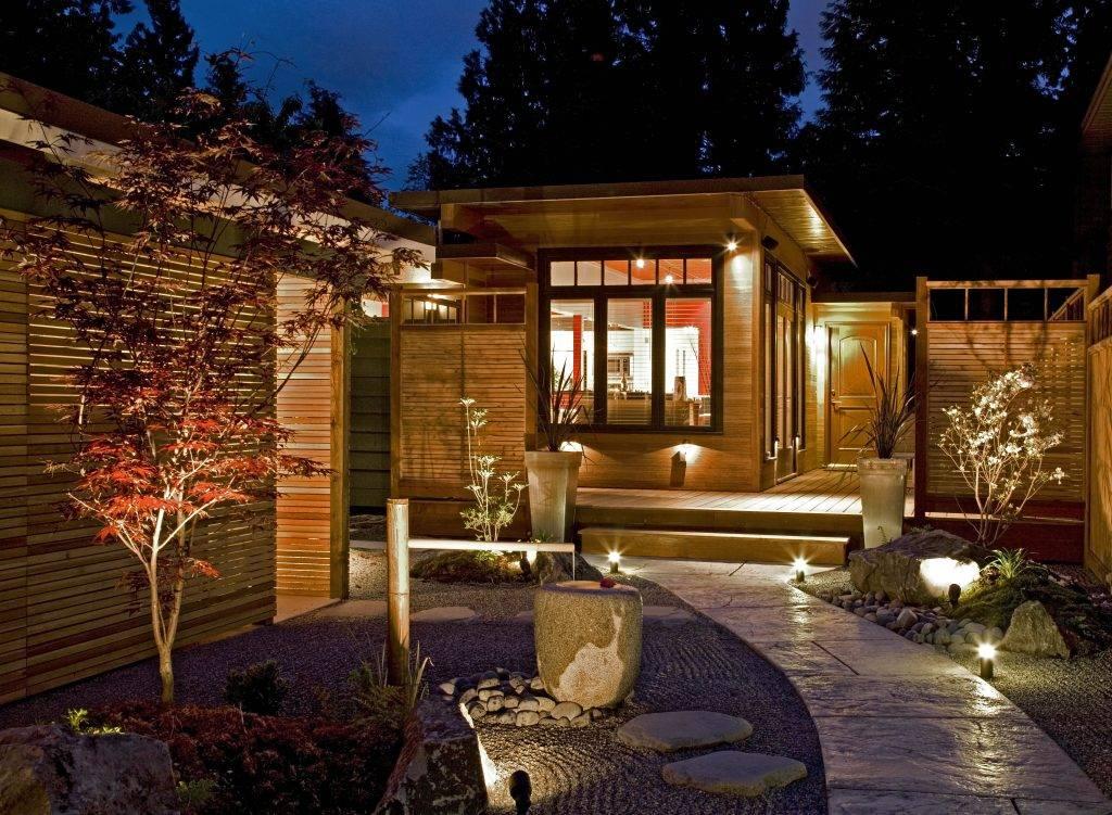 Дизайн оформление крыльца частного дома: примеры отделки (фото и видео)