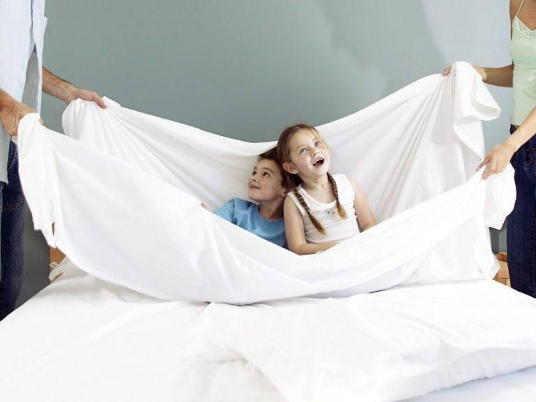 Как пошить постельное белье: руководство для начинающей мастерицы