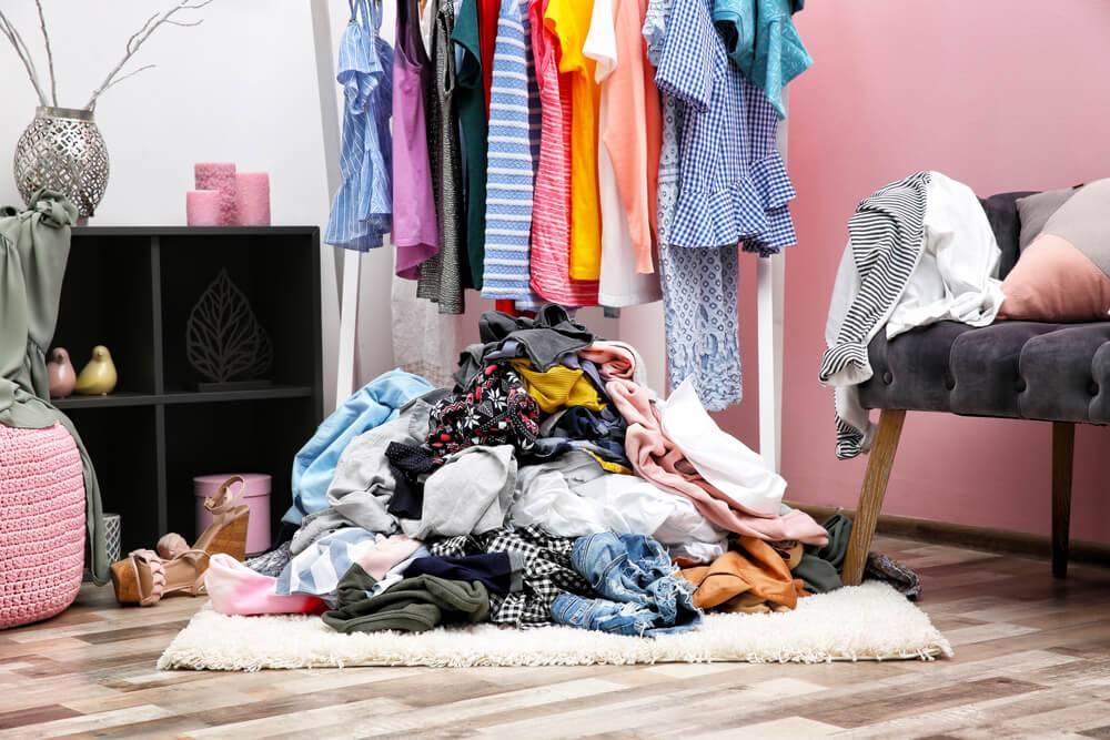 Гид по расхламлению: пять вопросов, которые помогут понять, выбросить ли вещь