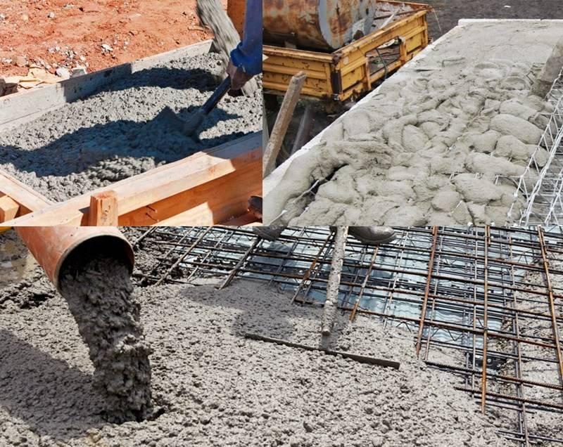 Песчаная подушка под фундамент: ленточный, столбчатый, плитный