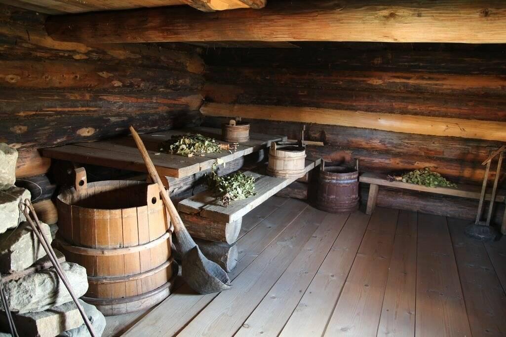 Банный комплекс деревяшки правила посещения бани