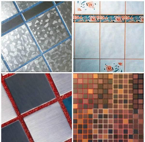 Как подобрать затирку для плитки по цвету? 50+ фото, популярные цвета и сочетания.