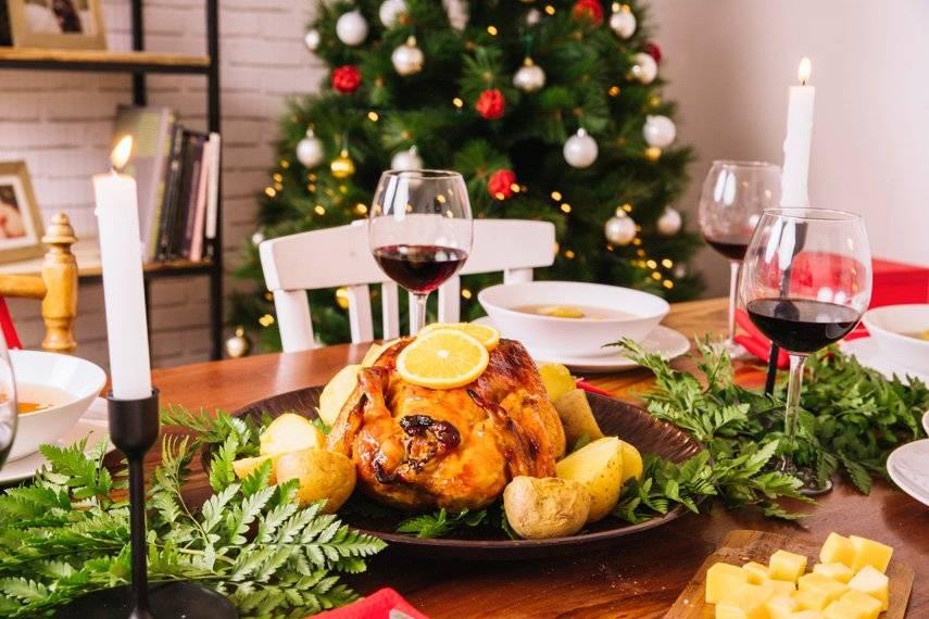 10 блюд на новый год: недорогой праздничный стол-трансформер