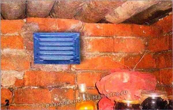 Продухи в цоколе. правила устройства вентиляции. требования к размерам, конфигурации и расположению отверстий