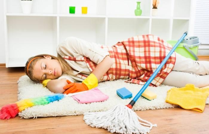 Как убраться за 30 минут в квартире, когда ждешь гостей