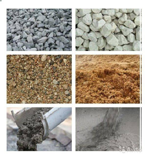 Щебень или гравий использовать для бетона: виды и классификация материала, различия между ними