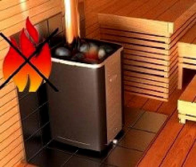 Противопожарная безопасность при использовании печей