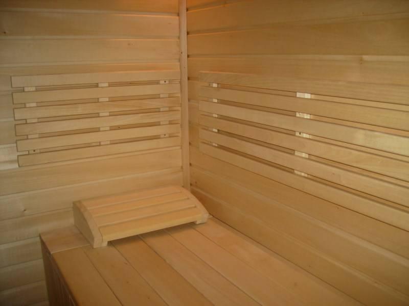 Как сделать внутреннюю отделку бани своими руками