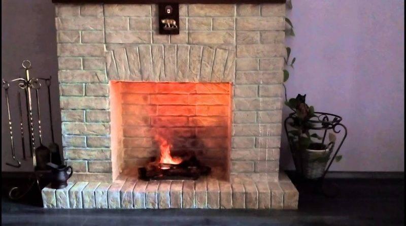 Фальш-камин своими руками из подручных материалов: 140 фото в интерьере, видео сборки + пошаговая инструкция