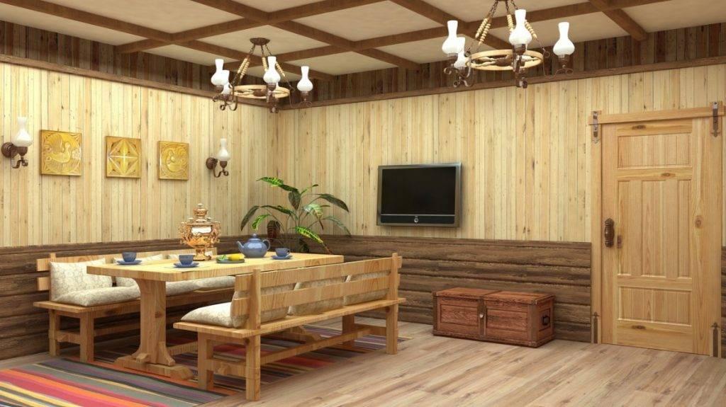 Как создать интерьер бани с оригинальным дизайном