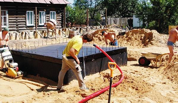 Какой песок нужен для фундамента: речной или карьерный? выбор песка для строительства