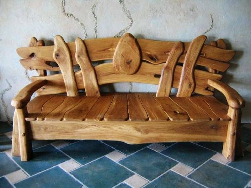Уютный и комфортный уголок в доме – мебель для бани своими руками
