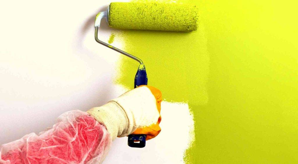 7 лучших способов отмыть окрашенные стены, чтобы краска не слезла и не осталось разводов