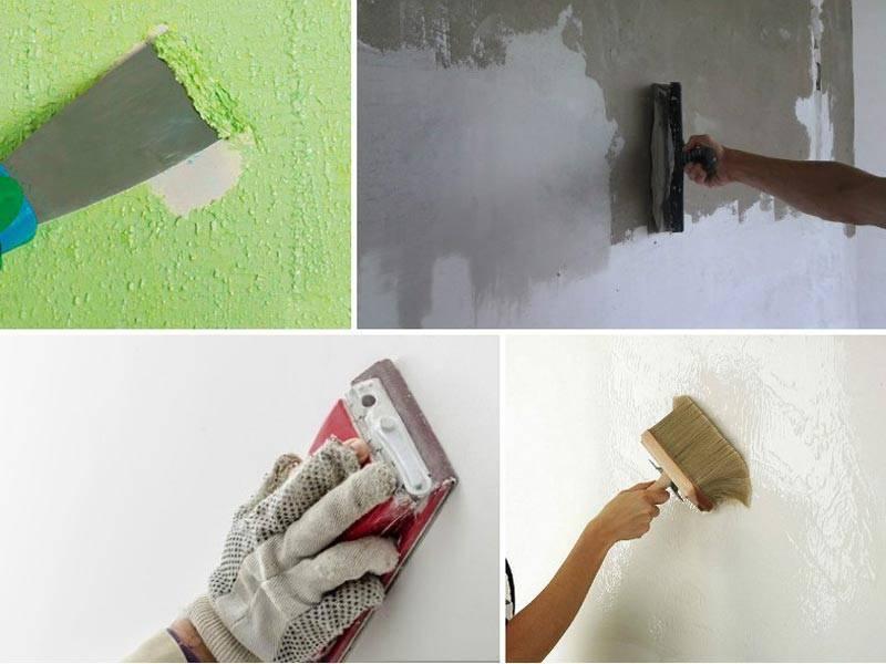 Проверенные способы, как самостоятельно снять краску со стен в ванной