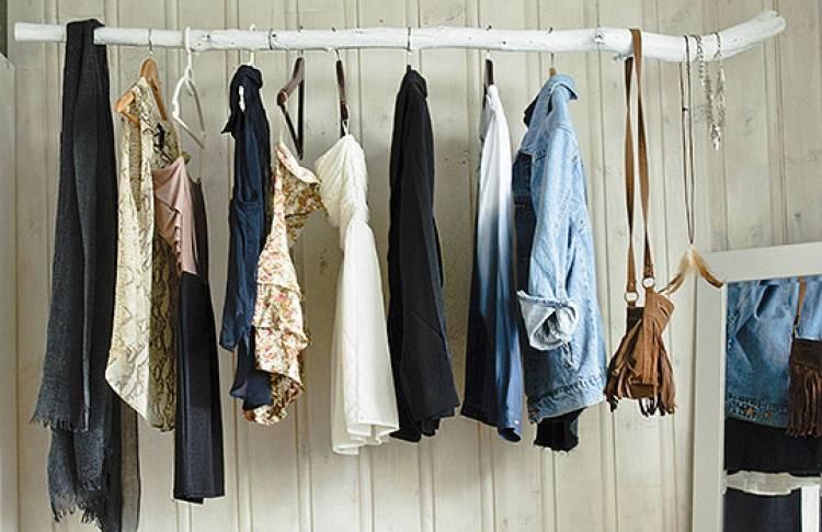 Как компактно складывать вещи в шкафу на полках, чтобы был порядок?