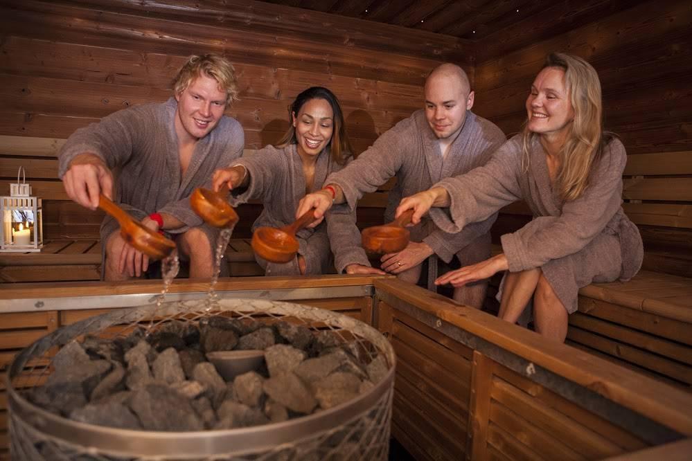 Немецкая баня: особенности и правила посещения | построить баню ру