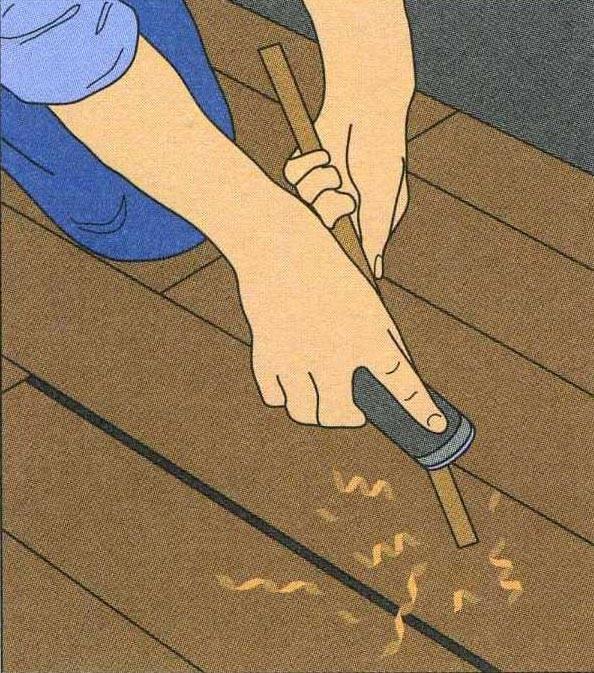 Скрипит деревянный пол: что делать, как убрать скрип полов в квартире, что сделать чтобы не скрипел, не разбирая лаги, фото