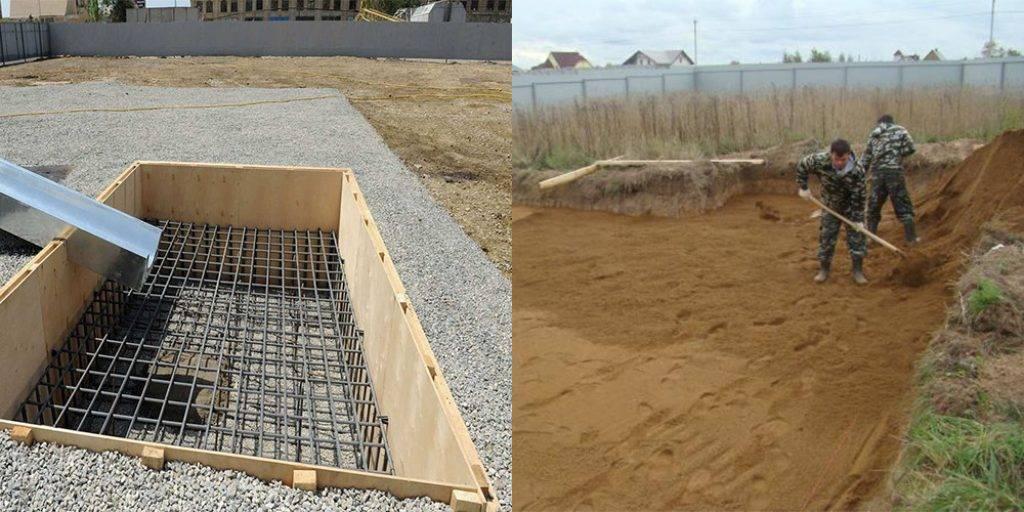 Какой лучше песок для бетона: речной, карьерный?