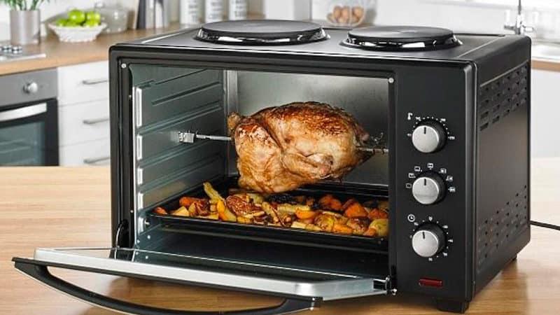 Как правильно выбрать электрическую мини-печь