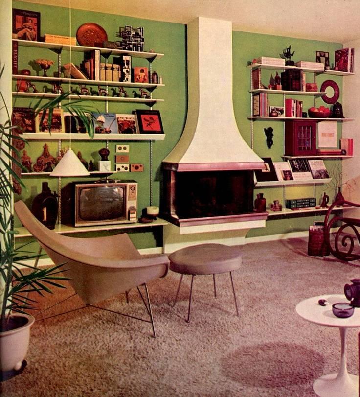 Советская мебель: история развития, стили ифото