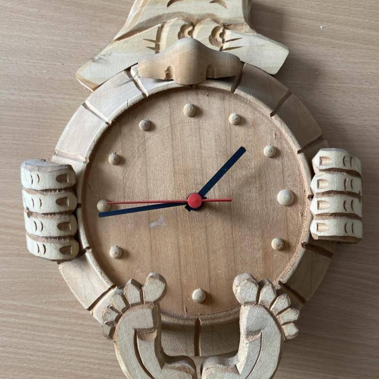Делу время: 17 идей для хендмейд часов - all4decor