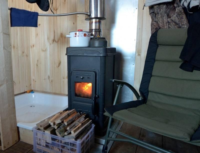Печки буржуйки на дровах для дачи – достоинства и недостатки, обзор цен
